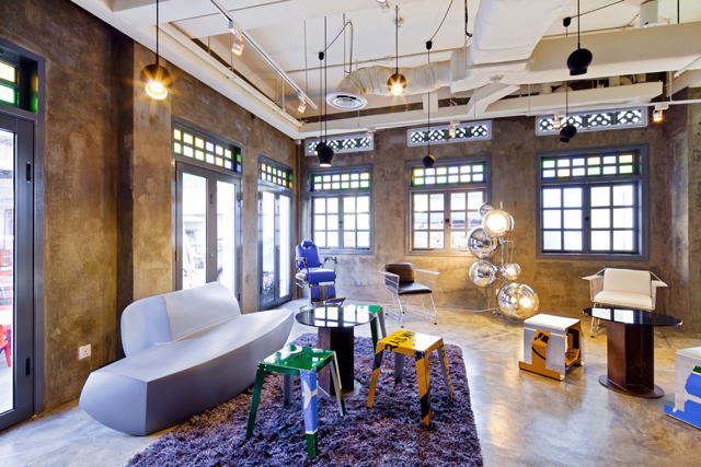 Wanderlust Hotel in Singapore — Decohubs