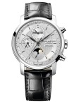 Classima Executives XL Chronograph and Complete Calendar (8870) This traditionally and opulently finished chronograph is equipped with a high-end mechanical self-winding movement driving indications of a complete calendar.