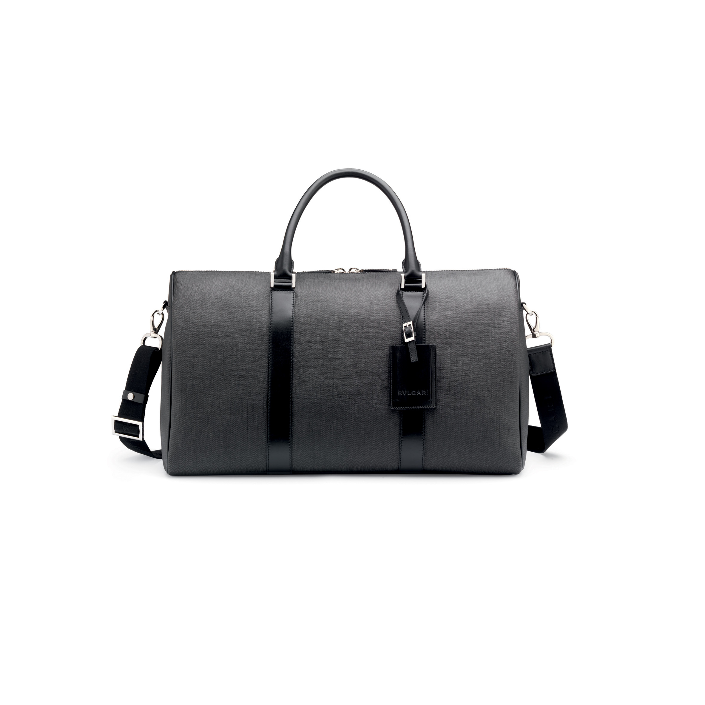 Stylish Bag for Men: The Formal & Casual Bulgari Men's Travel Bag ...