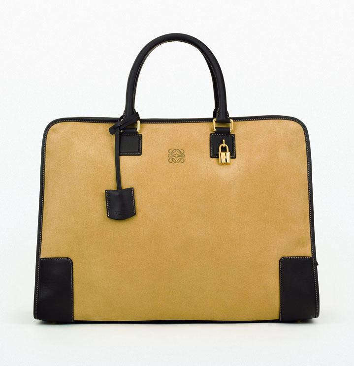 Stylish Bag For Men Loewe S Amazona Weekender The Monsieur