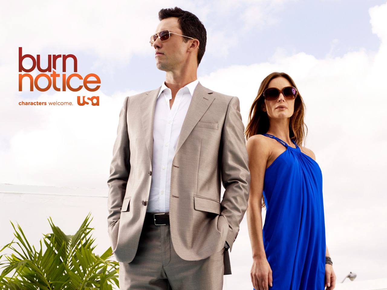 Michael Burn Notice
