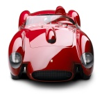 The Ferrari TR, or 250 Testa Rossa, is a race car model built by Ferrari in the 1950s and 60s. These cars dominated their arenas, with variations winning the 24 Hours of Le Mans in 1958, 1960, and 1961. They were closely related to the rest of the Ferrari 250 line, especially the legendary 250 GTO.