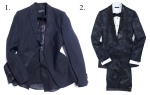 Left to Right: Emporio Armani and Boss Selection