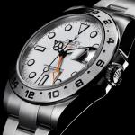 rolex-216670-orange hand explorer-ii