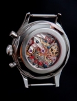 Tianjin Sea-Gull produces a quarter of the world's mechanical watch movements, and has been manufacturing watches and movements since 1955. This one is exceptionally well finished for a Chinese manufacture.