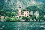 villa la gaeta on lake como