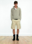 Look 15 from Zadig & Voltaire SS 2011- A more dressed down look