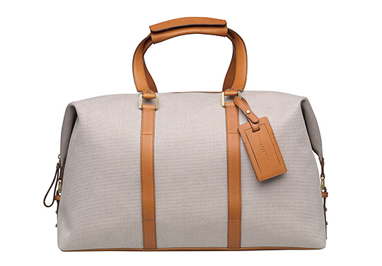 Weekend Style: Delvaux Weekender Bag | The Monsieur