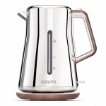 krups silver art electric kettle