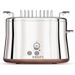krups silver art toaster