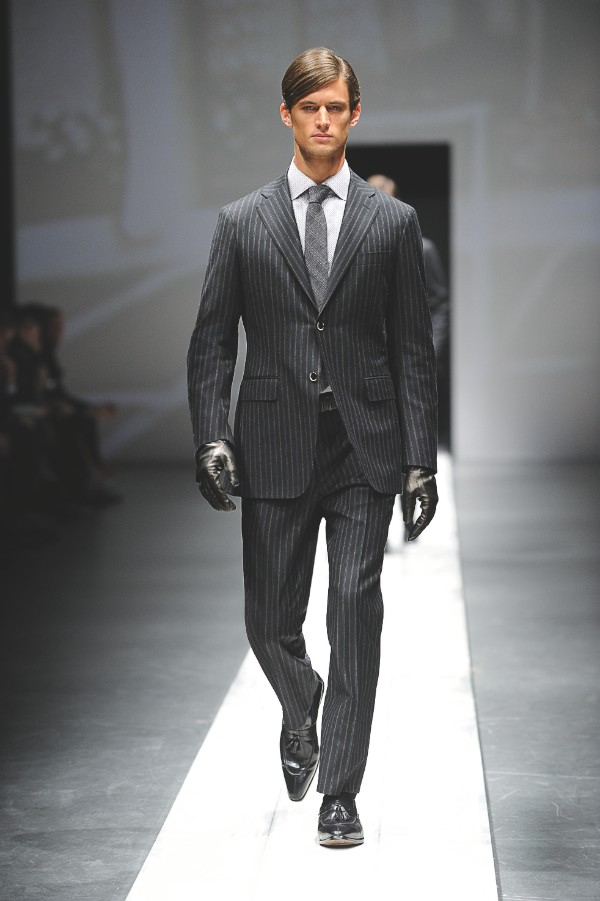 Retrospective: Why Canali still makes the cut | The Monsieur Antonio Banderas Menswear