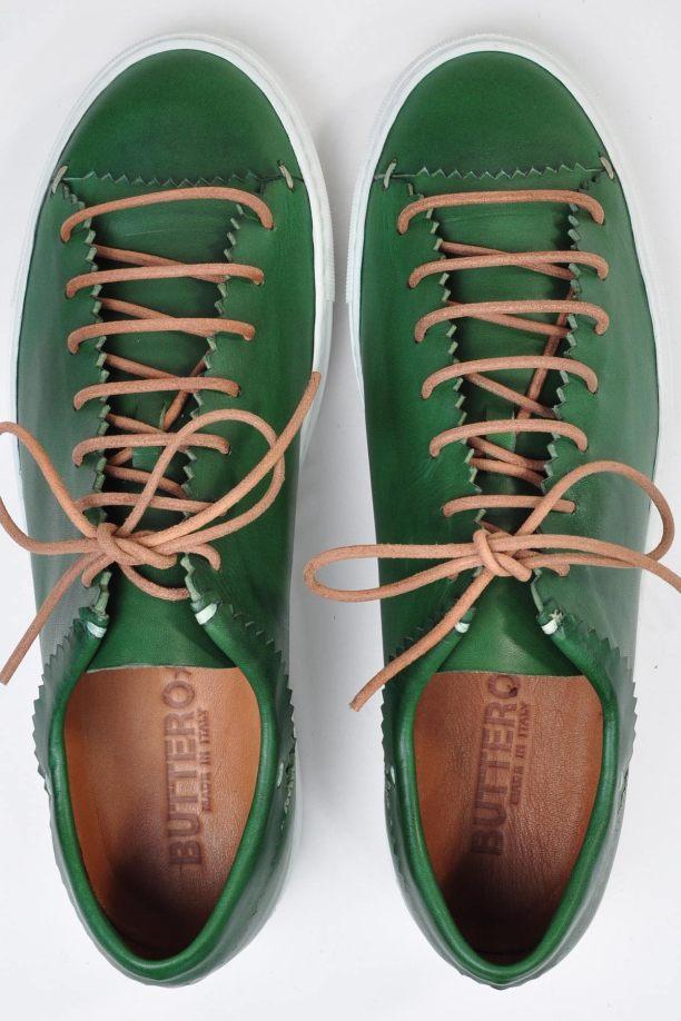 porvocacao_Buttero_GreenPinkedLowTopSneaker5