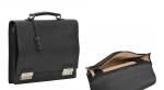 Delvaux 1829 Supple Briefcase by Bruno Pieters.