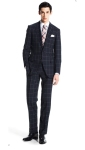 Suit & Chief - Tomorrowland, Shirt - Orian, Tie - Fiorio, Belt - Andrea Greco, Shoes - Crockett & Jones