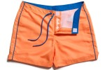 Citrus swim trunks from Bonobos.