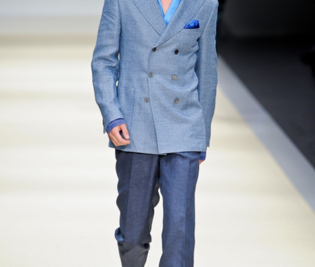 Canali Spring Summer 2012 Menswear Collection Milan 10