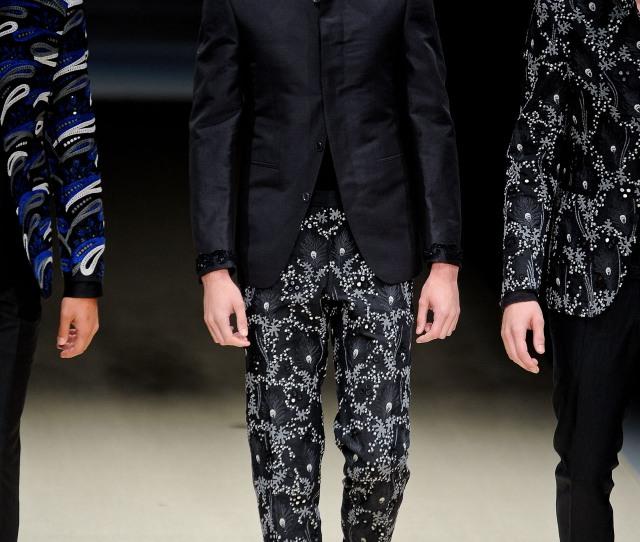 Canali Spring Summer 2012 Menswear Collection Milan 17