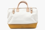 heritage leather co 16 inch Mason canvas bag 1