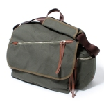hobo paraffin canvas no.10 messenger bag 1