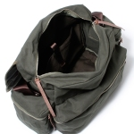 hobo paraffin canvas no.10 messenger bag 3