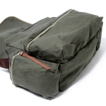 hobo paraffin canvas no.10 messenger bag 4