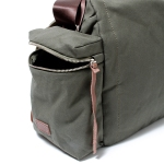 hobo paraffin canvas no.10 messenger bag 5