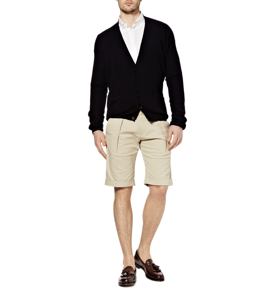 shoes for that blazer and shorts look ralph purple label loafers the monsieur