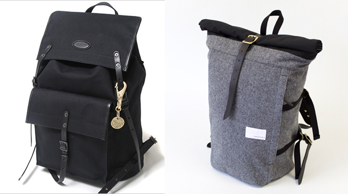 backpacks that don't make you look like you're in high school ...