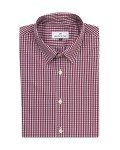 hentsch man summer 2011 collection friday shirt red-gingham