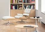 luxe investment herman miller-eames-white-ash lounge and ottoman 3