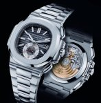 Patek Philippe Nautilus Chronograph with date and 12 hour chronograph complication