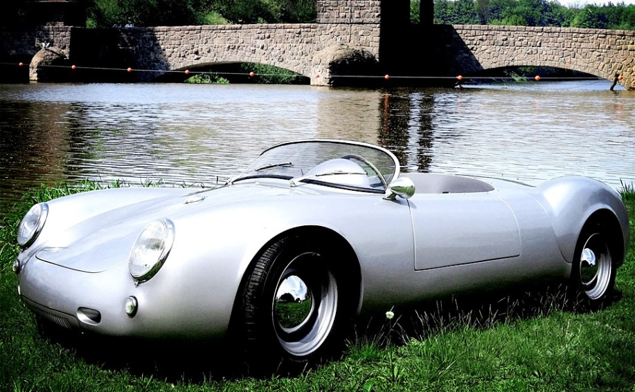 porsche 550 car kit retromade spyder 5 the monsieur. Black Bedroom Furniture Sets. Home Design Ideas