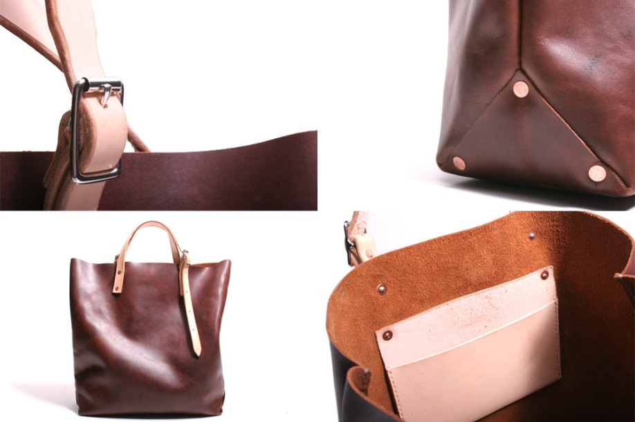 Inspired by trips to the farmer's market, we wanted to make a bag that was simple in aesthetic and smart in utility.