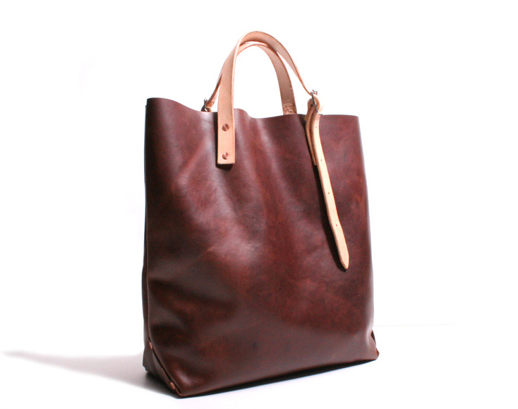 truman handcrafted market tote