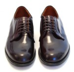 Alden French Trotters Derby Cordovan in Burgundy: Classic. Elegant. A luxe investment.