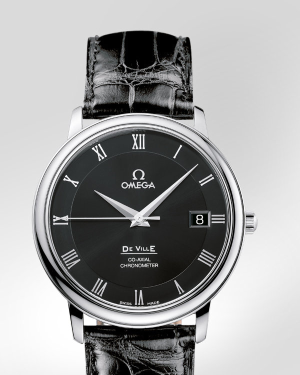 omega watch de ville hinta