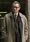 George Smiley, the ever sombre spy