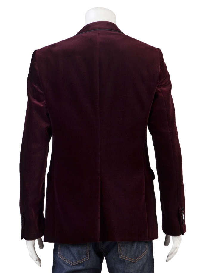luxe investment moschino-velvet-blazer 3