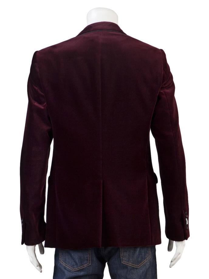 luxe investment moschino-velvet-blazer 3