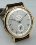 The current Breguet Classique is more commonly available in gold.