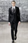 perfect fit menswear 2012 yves saint laurent fall 1