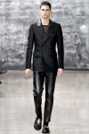 perfect fit menswear 2012 yves saint laurent fall 2