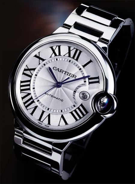 The Ballon Bleu- the Cartier watch that finally piqued my interest