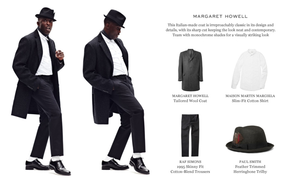chalky white style - five ways to wear a coat 3