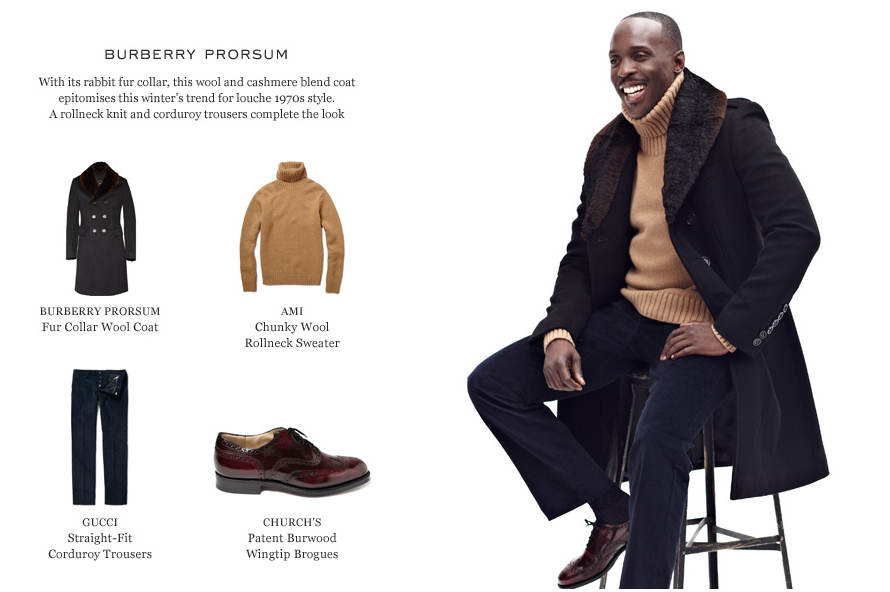 chalky white style - five ways to wear a coat 6