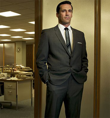 dress like don draper banana republic�s mad men