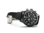 SIHH 2012 IWC pilot's watch chronograph top gun in ceramic