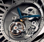 Cartier Cadran Love Tourbillon