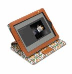 mark giusti palatina aw2012 - iPad case in Orange