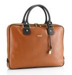 Milano Essential Laptop Bag in Orange